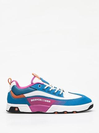 DC Legacy 98 Slim Shoes (blue/blue/white)