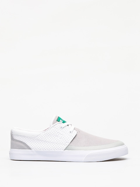 DC Wes Kremer 2 S Shoes (white/green)