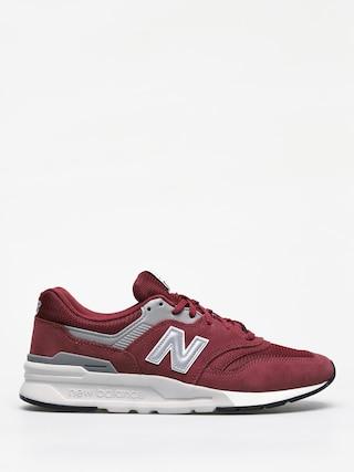 New Balance 997 Shoes (burgundy)