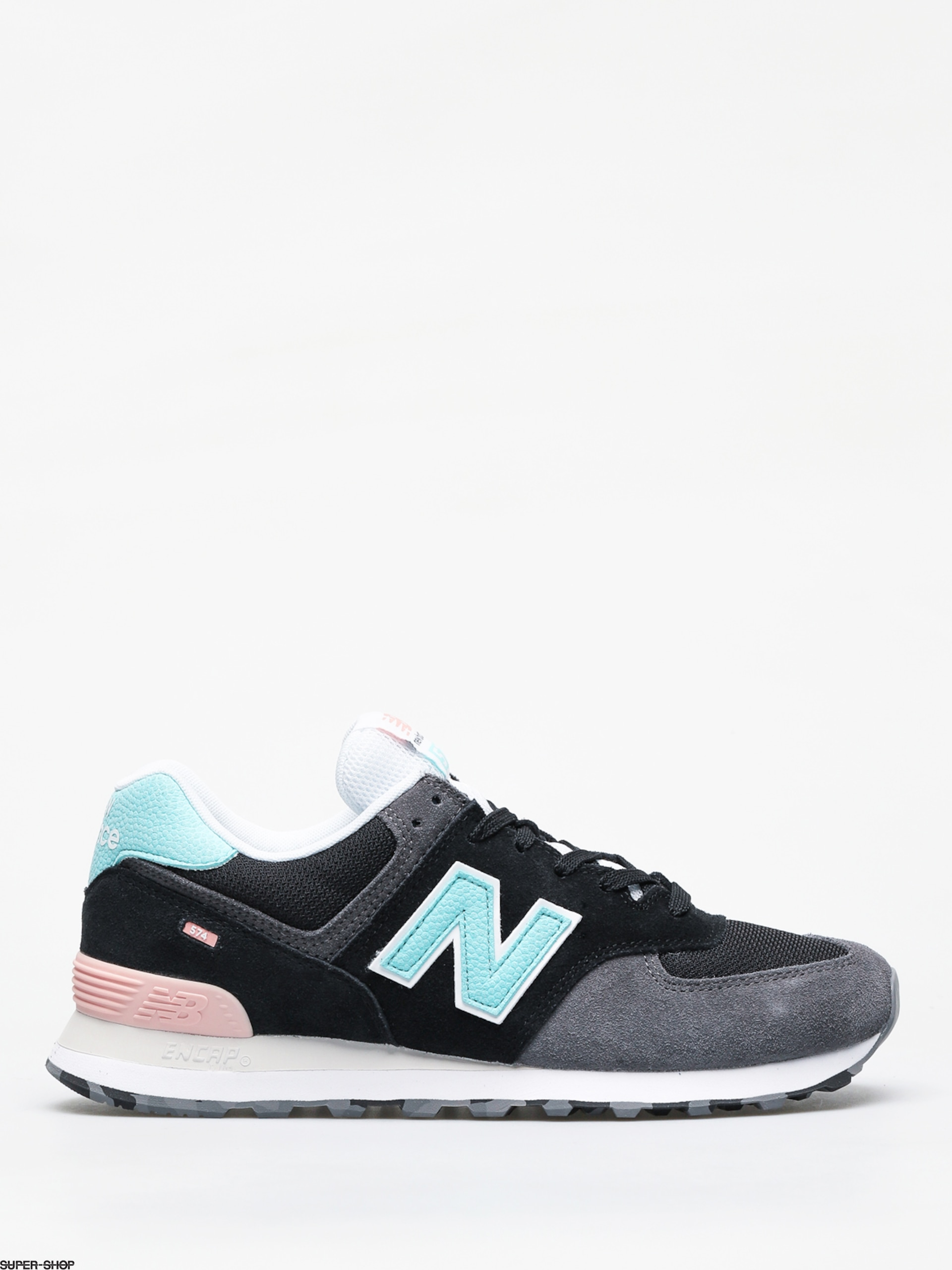 best loved 3774e 1f69b New Balance 574 Shoes (black)