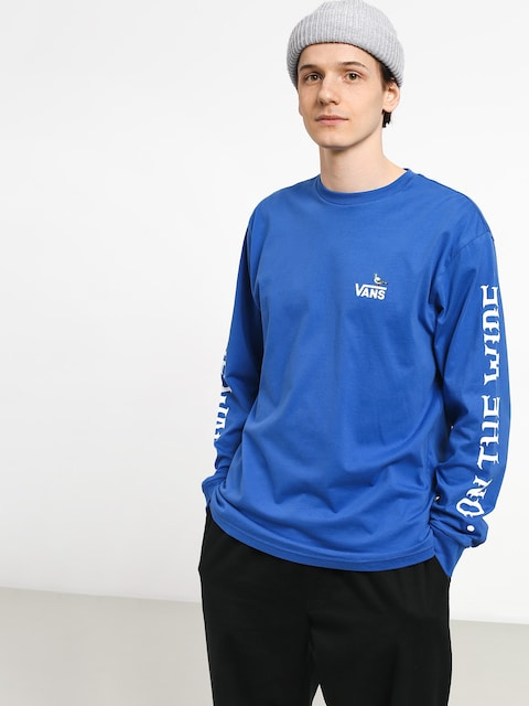 Vans X Anti Hero Wire Longsleeve (royal blue)