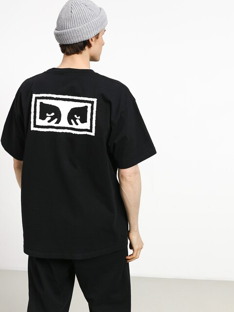 OBEY Eyes 3 T-shirt (off black)