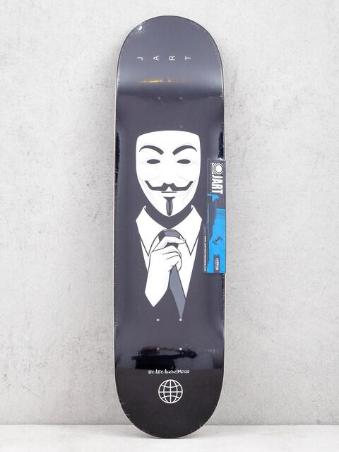 Jart Anonymous Deck (black/white)