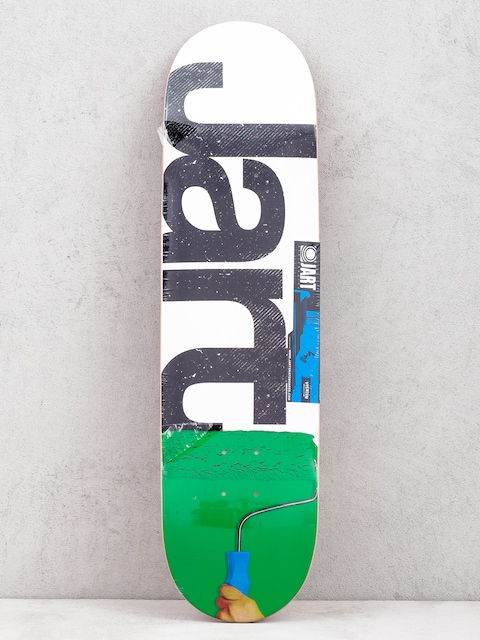 Jart Rolling Deck (white/green)