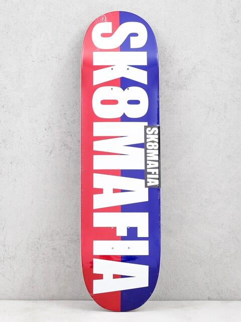 Sk8Mafia Og Logo Deck (split white)
