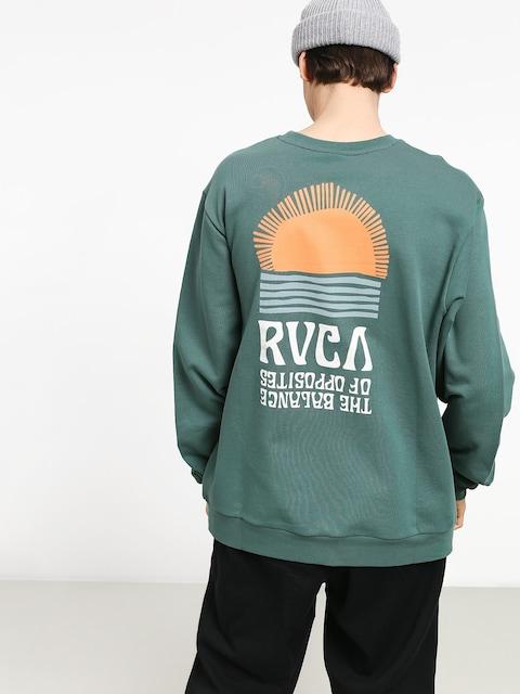 RVCA Daybreak Sweatshirt (pine tree)
