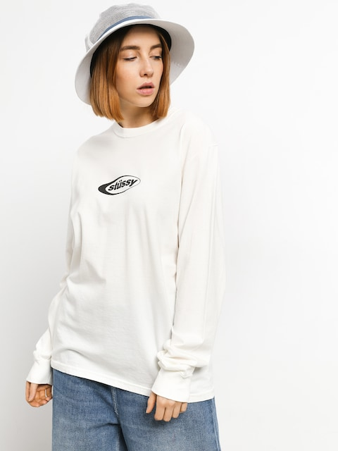 Stussy Eclipse Pig. Dyed Longsleeve Wmn (natural)