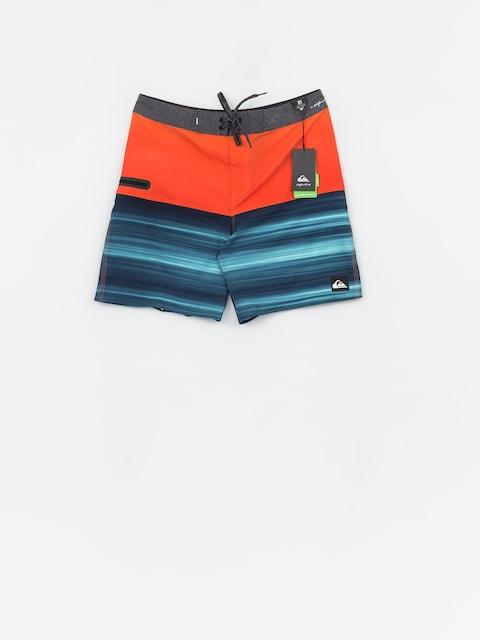 Quiksilver Highline Hold Down 18 Boardshorts (tiger orange)