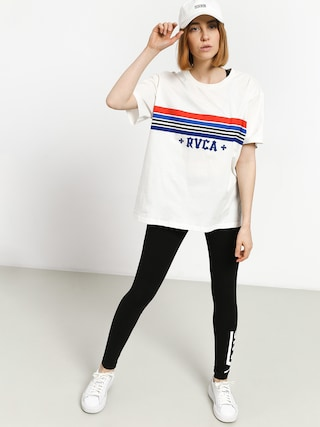 RVCA Retro Rvca T-shirt Wmn (antique white)