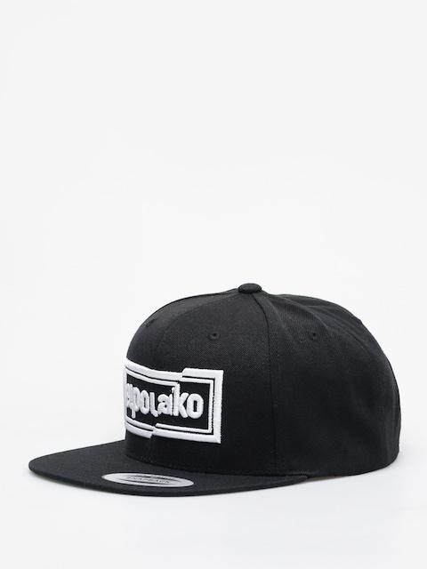 El Polako Cut ZD Cap (black)