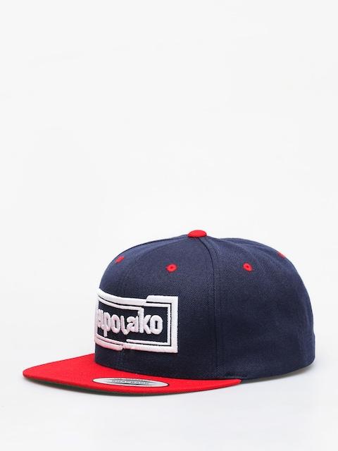 El Polako Cut ZD Cap (navy/red)