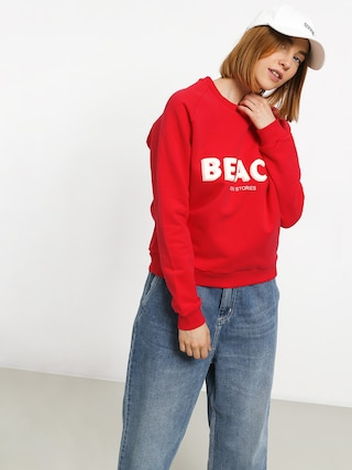 Femi Stories Fuo Sweatshirt Wmn (red)