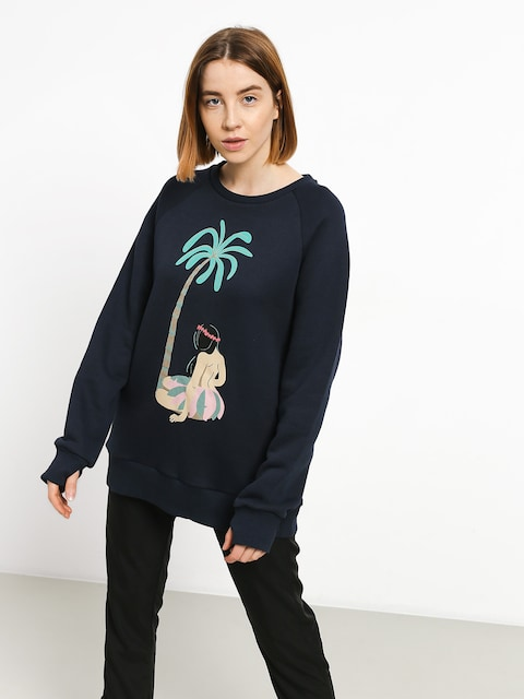 Femi Stories Hula Sweatshirt Wmn