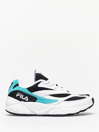 Fila Venom Low Shoes (black/blue curacao/violet tulip)
