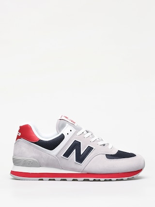New Balance 574 Shoes (rain cloud)
