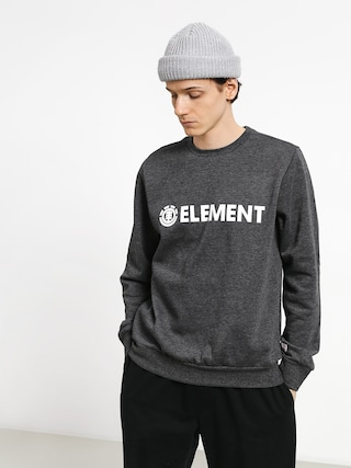 Element Sweatshirt Blazin Crew (charcoal heather)