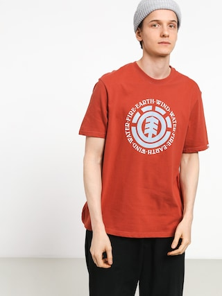 Element Seal T-shirt (etruscan red)