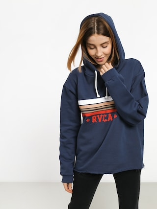 RVCA Retro Rvca HD Hoodie Wmn (seattle blue)