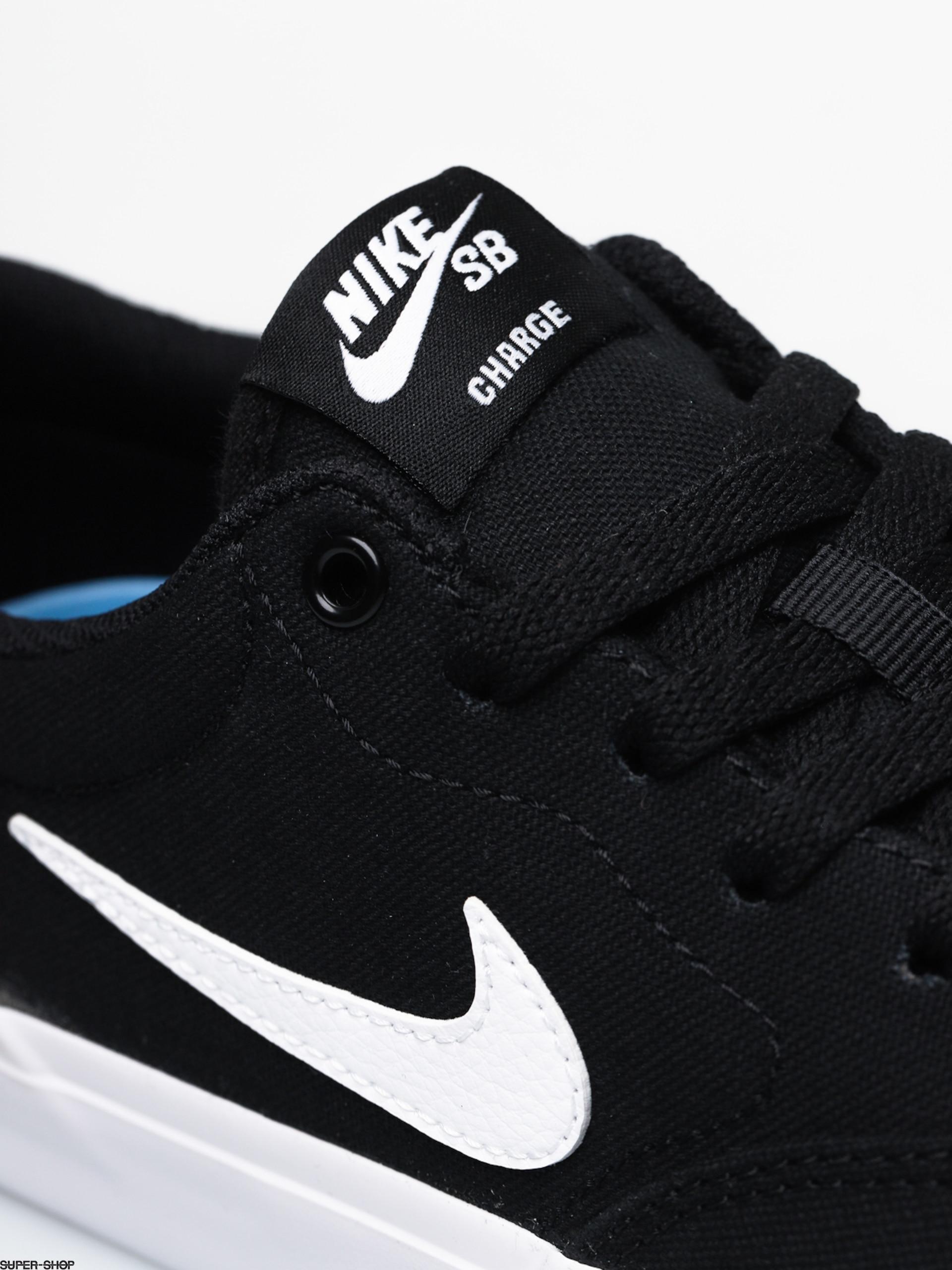 Nike SB Charge Slr Shoes (black/white)