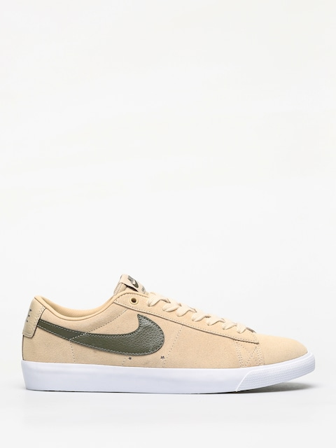 Nike SB Blazer Low Gt Shoes (desert ore/medium olive)