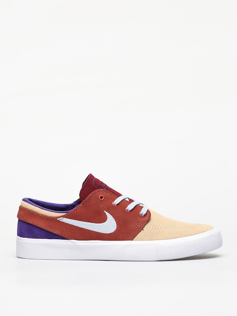 Nike SB Zoom Janoski Rm Shoes (desert ore/lt armory blue dusty peach)