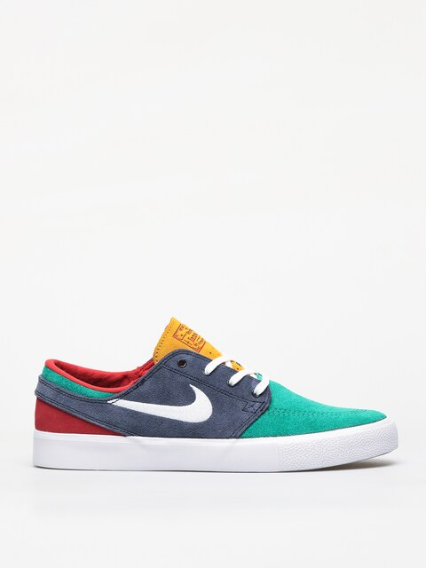 Nike SB Zoom Janoski Rm Shoes (lucid green/white obsidian)