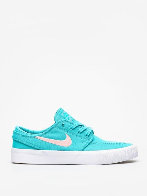 Nike SB Zoom Janoski Cnvs Rm Shoes (cabana/pink tint white gum light brown)