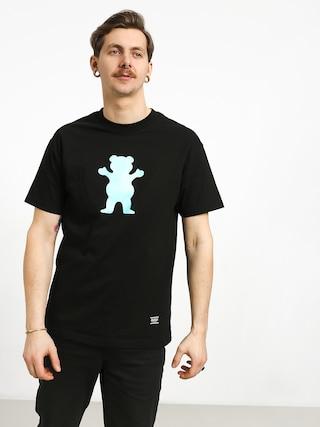 Grizzly Griptape Og Bear T-shirt (black)