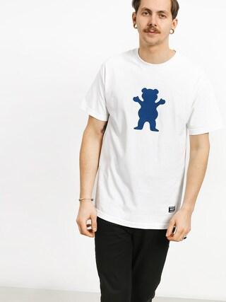 Grizzly Griptape Og Bear T-shirt (white)
