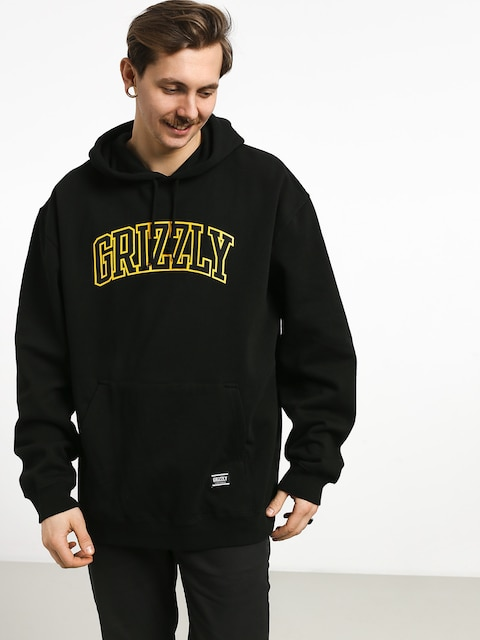 Grizzly Griptape University HD Hoodie