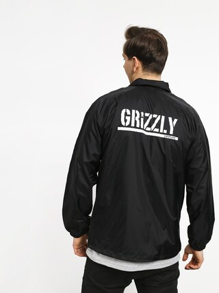 Grizzly Griptape Og Bear Jacket (black)