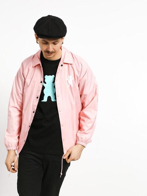 Grizzly Griptape Og Bear Jacket (pink)