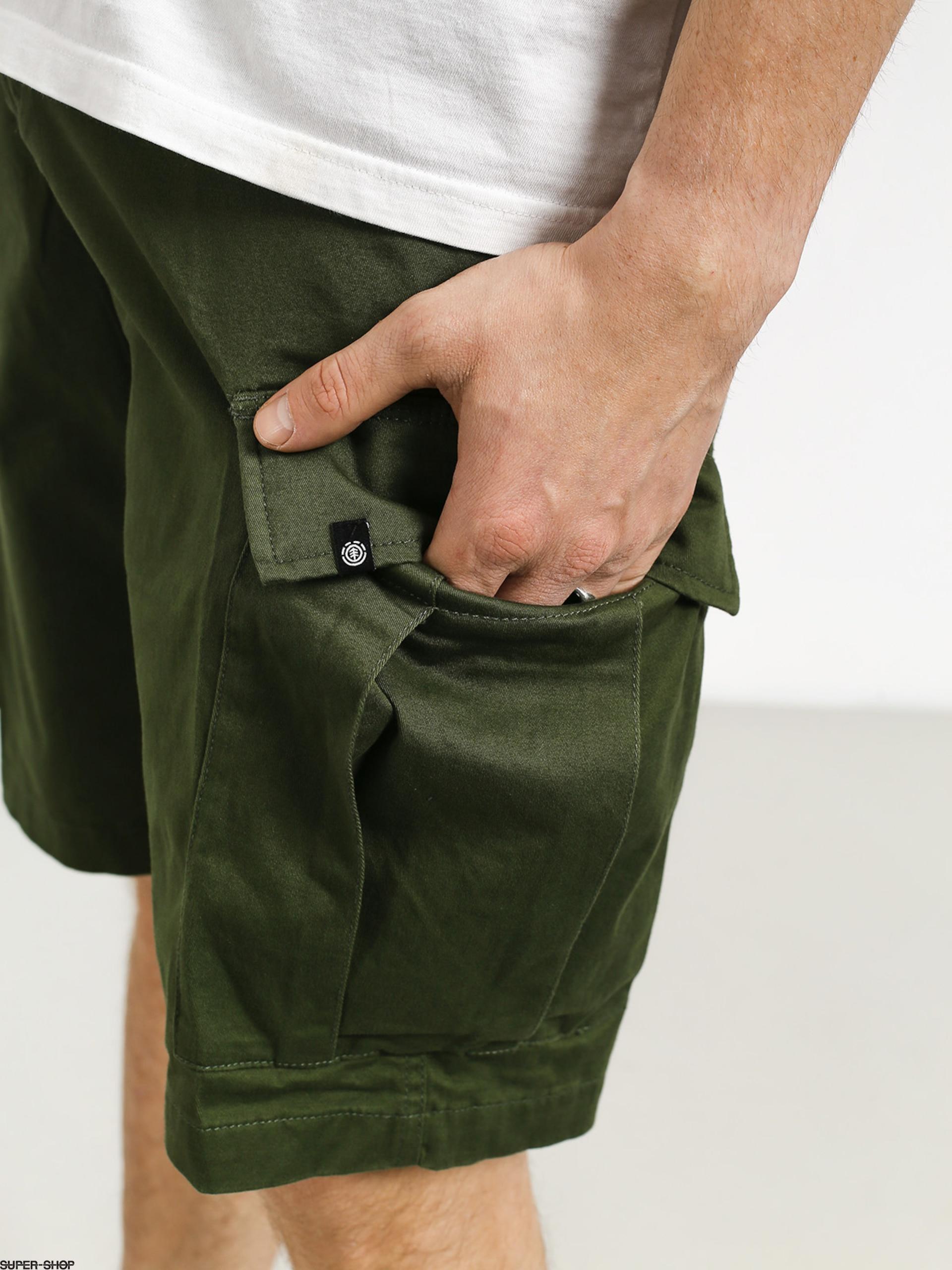 Cargo Homme Vêtements Rifle Green Légion Pour Short Élément 8PXnwO0k