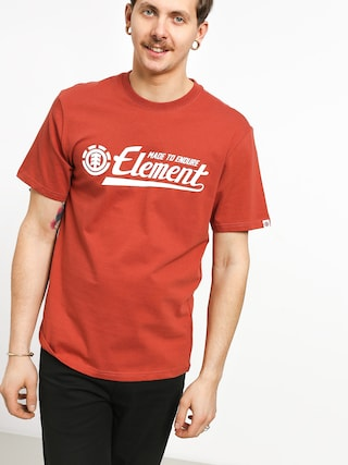 Element Signature T-shirt (etruscan red)