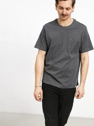 Element Basic Pocket Cr T-shirt (charcoal heather)