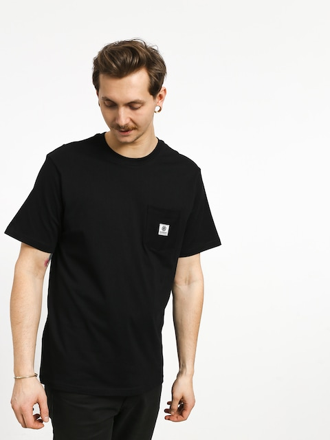 af09b739d Element Basic Pocket Label T-shirt