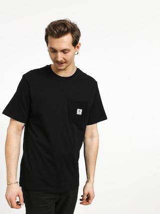 Element Basic Pocket Label T-shirt (flint black)