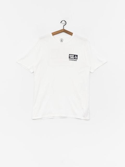 Volcom Is Good T-shirt (wht)