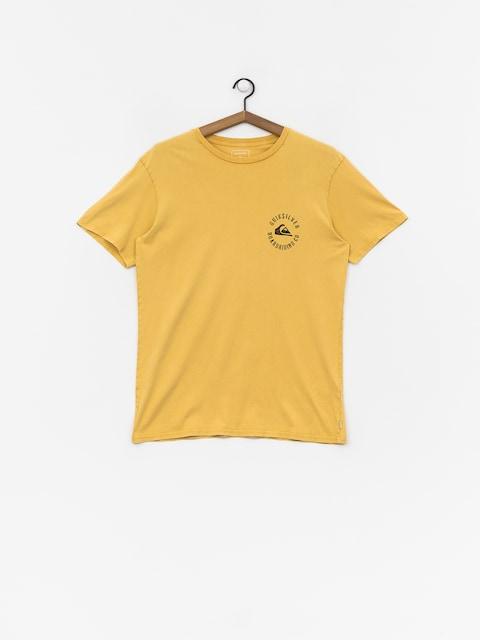 Quiksilver Skulled T-shirt (rattan)