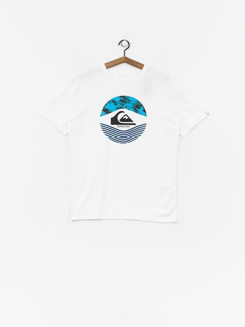 Quiksilver Stomped On T-shirt