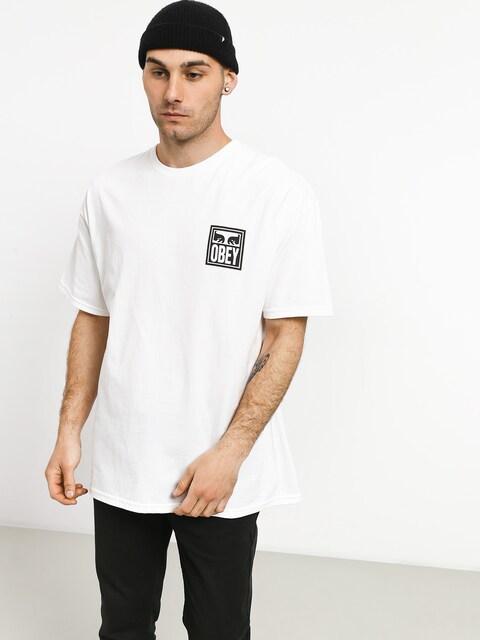 OBEY Eyes Icon T-shirt (white)