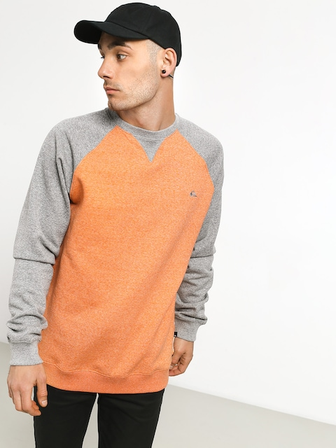 Quiksilver Everyday Sweatshirt (flamingo heather)