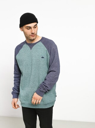 Quiksilver Everyday Sweatshirt (stormy sea heather)