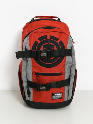 Element Mohave Backpack (red grid htr)