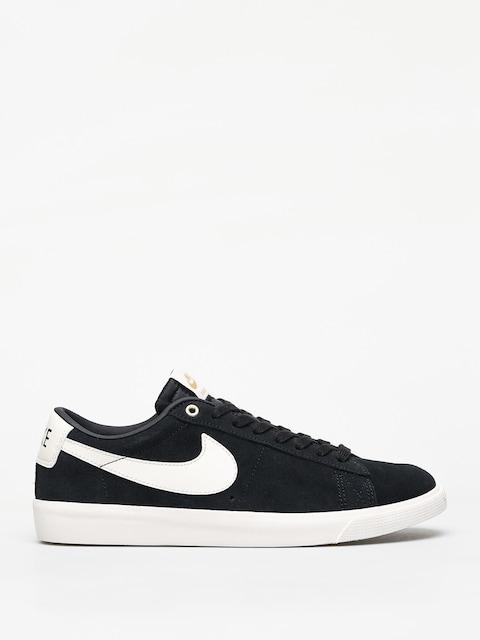Nike SB Blazer Low Gt Shoes (black/sail)
