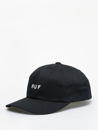 HUF Essentials Og Logo ZD Cap (black)
