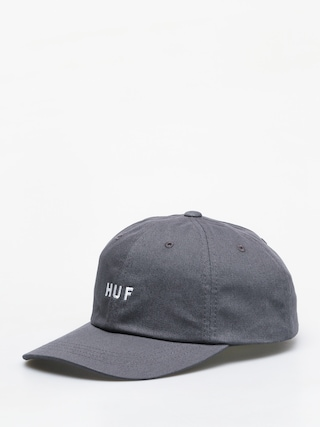 HUF Essentials Og Logo ZD Cap (charcoal)