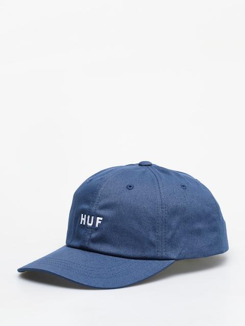 HUF Essentials Og Logo ZD Cap (insignia blue)