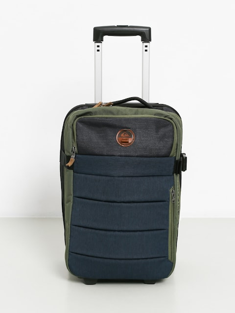 Quiksilver New Horizon Suitcase (medium grey heather)