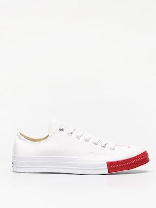 Converse Chucks Chuck 70 Undercover (white/white/red)